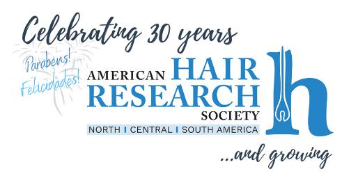 AHRS 30 years logo