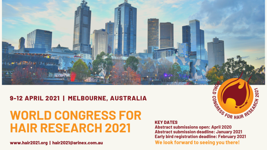 World Congress for Hair Research 2021